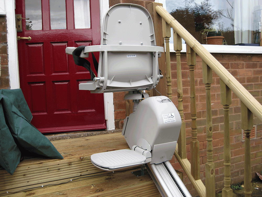 outdoor stairlifts and porch lifts